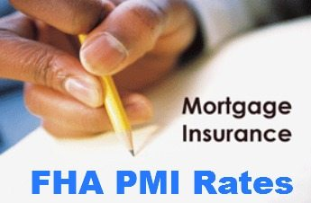 FHA PMI Rate Increases Since 2008