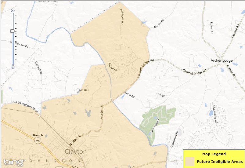 usda map changes Clayton
