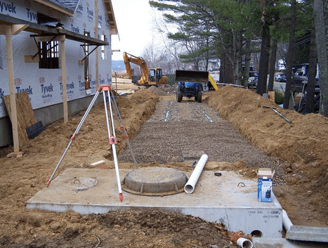 Septic System Setback Requirements FHA Loans