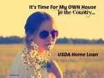 USDA Home Loans For First Time Home Buyers