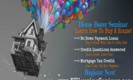 First Time Home Buyer Seminar July 2015