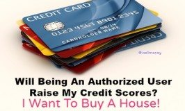 Authorized User Accounts and Credit Scores