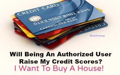 authorized user accounts s and credit scores
