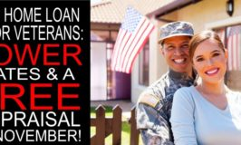 Home Loans For Veterans Special Offer