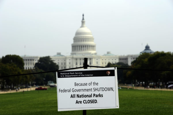 Government Shut Down Effect Mortgage Lending